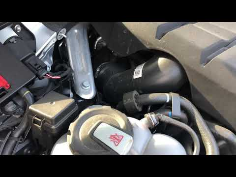 Массовая проблема с двигателем VW Touareg CR 3.0TDI 2018