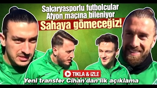 Sakaryasporlu futbolculardan Medya Detay'a açıklama