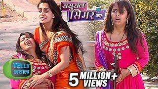 getlinkyoutube.com-Shocking: Roli Dies In Sasural Simar Ka | Colors
