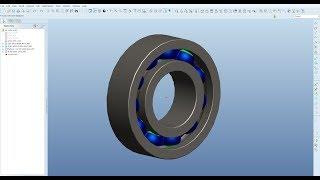 getlinkyoutube.com-SKF 6002 bearing ProE