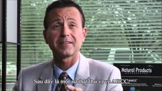 Tác dụng của AHCC đối với gan