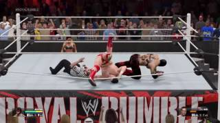getlinkyoutube.com-WWE 2K15 Extreme Moments and Bumps 15