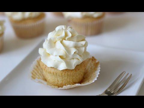 How to Make Cupcakes / Vanilla Cupcake Recipe