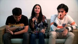 getlinkyoutube.com-Syuting di Kawah Ijen, Michelle Ziudith Jadi Alim