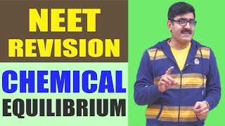 Chemical Equilibrium Revision 2018 | NEET | JEE width=