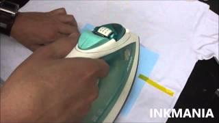 getlinkyoutube.com-Como Sublimar Mouse Pad com Ferro de Passar Roupas