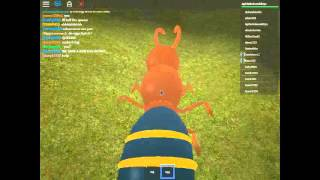 getlinkyoutube.com-Why is This So Big??\Roblox's Ant Sim Queen Code