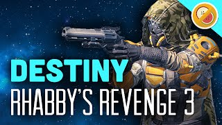getlinkyoutube.com-Destiny Rhabby's Revenge #3 | Hawkmoon Wager V.2 - The Dream Team (Funny Gaming Moments)