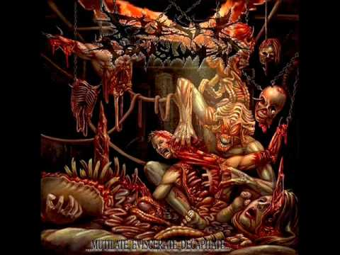 Flesh Consumed - Human Abattoir