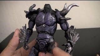 Custom TMNT Shredder - Behind the Scene