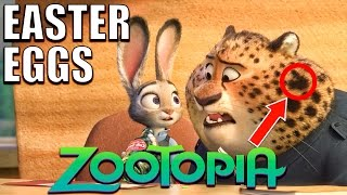 getlinkyoutube.com-103 Easter Eggs of ZOOTOPIA You Didn't Notice