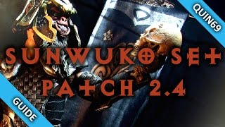 getlinkyoutube.com-Sunwuko Rework! My thoughts... (PTR | Patch 2.4 | Overview | Gameplay)