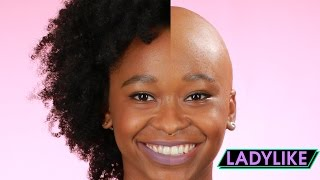 flushyoutube.com-Women Go Bald For A Day • Ladylike