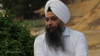 getlinkyoutube.com-Interview with Jarnail Singh (Journalist) on topic of 1984 Sikh genocide at San Jose Gurdwara