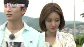 getlinkyoutube.com-We Got Married, Jin-woon, Jun-hee(17) #02, 정진운-고준희(17) 20130608