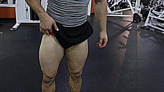 getlinkyoutube.com-Building Big, Powerful Legs | In Close and Personal Leg Day Vlog