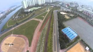 getlinkyoutube.com-Syma x8w flight test (ht-drone)