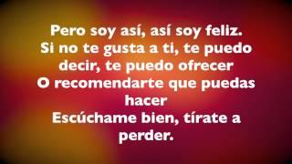 getlinkyoutube.com-Soy Un Desmadre (letra) - Banda tierra sagrada ft Marcos Flores