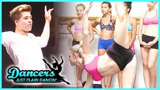 getlinkyoutube.com-Dancers: Just Plain Dancin' - Casey Leaves the Studio! - Ep. 8
