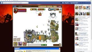 getlinkyoutube.com-hack dungeon rampage wall hack, mini dragons and army hack
