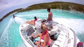 getlinkyoutube.com-Miami to Exuma Bahamas on Sea-Doos Part V:  Paradise