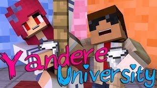 getlinkyoutube.com-Frat Party | Yandere University [S1: Ep.3 Minecraft Roleplay Adventure]