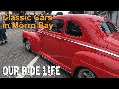 Cruisin' Morro Bay Car Show