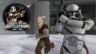 getlinkyoutube.com-Star Wars Battlefront II Mods (PC) HD: DEV's Side Mod - Toola: Frozen Tundra   21st Nova Corps