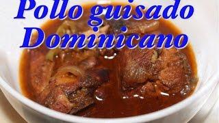 getlinkyoutube.com-Pollo guisado al estilo Dominicano