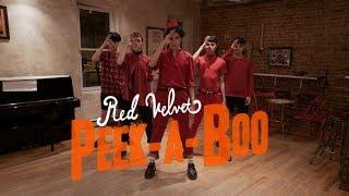 [EAST2WEST] Red Velvet (레드벨벳) - 피카부 (Peek-A-Boo) Dance Cover (Boys vers.)