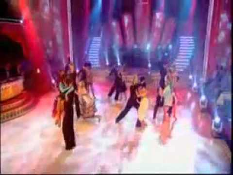 Strictly Come Dancing - Girl's Group Dance - 2008