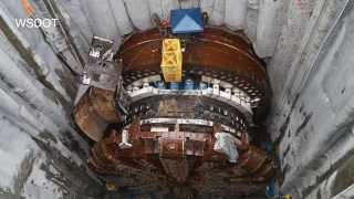 getlinkyoutube.com-Details of TBM Bertha's recovery lift and repair program