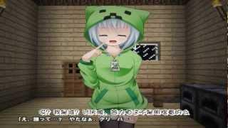 "getlinkyoutube.com-""MINECRAFT PARODIA"" Creeper Girl (Fandub)"