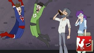 X-Ray & Vav: Season 1, Episode 2 - Operation: Rescue Friend | Rooster Teeth