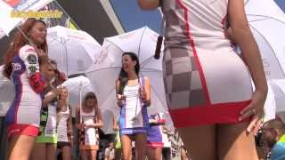 getlinkyoutube.com-Grid girls - HOT AND SEXY  - Alpen Adria 2013 Slovakia ring