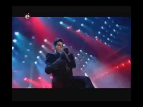 Another One Bites The Dust - Adam Lambert Queen Kiev Ukraine