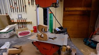 Dream Tools, Mafell Z5Ec Portable Bandsaw