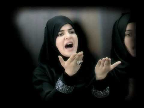 AUN(a.s.)-O-MOHAMMAD(a.s.) - Hashim sisters 2012