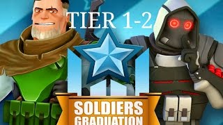 The respawnables | soldier graduation