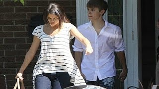 getlinkyoutube.com-Selena Gomez Pregnant With Justin Bieber Baby