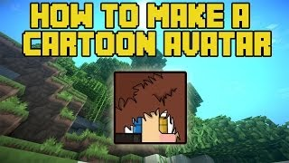 getlinkyoutube.com-How To Make a Minecraft Avatar (No Photoshop/Free)