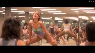 JAMIE LEE CURTIS - PERFECT - AEROBIC JAM