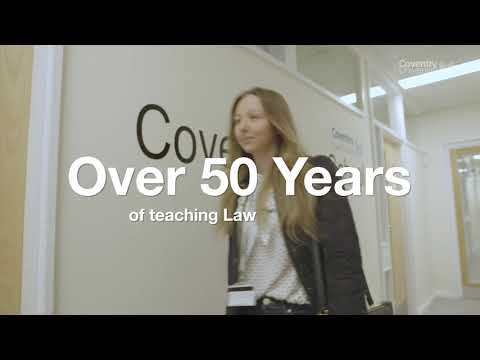 5 facts about Coventry Law School