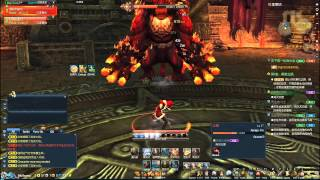 getlinkyoutube.com-Blade & Soul - Blade Master 45 Solo Boss 37 (No Damage) [Gorilla Fire]