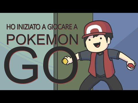Ho iniziato a giocare a Pokemon Go... - Domics ITA - Orion