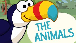 The animals song - Nursery Rhymes - Toobys