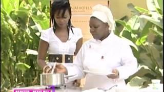 Recette de Petit Dej présentée par PrissK sur Maisha TV