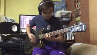 Electric Atmosphere by Planetshakers (guitar cover)