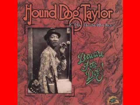 Hound Dog Taylor - Beware Of The Dog (Live) - 1974 - Freddie's Blues - MACHALIOTIS LESINI BLUES