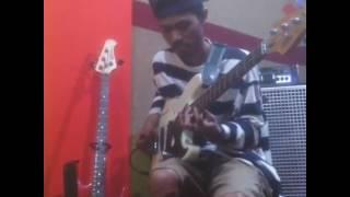 Hivi! - pelangi (translate guitar) rico ariyanto